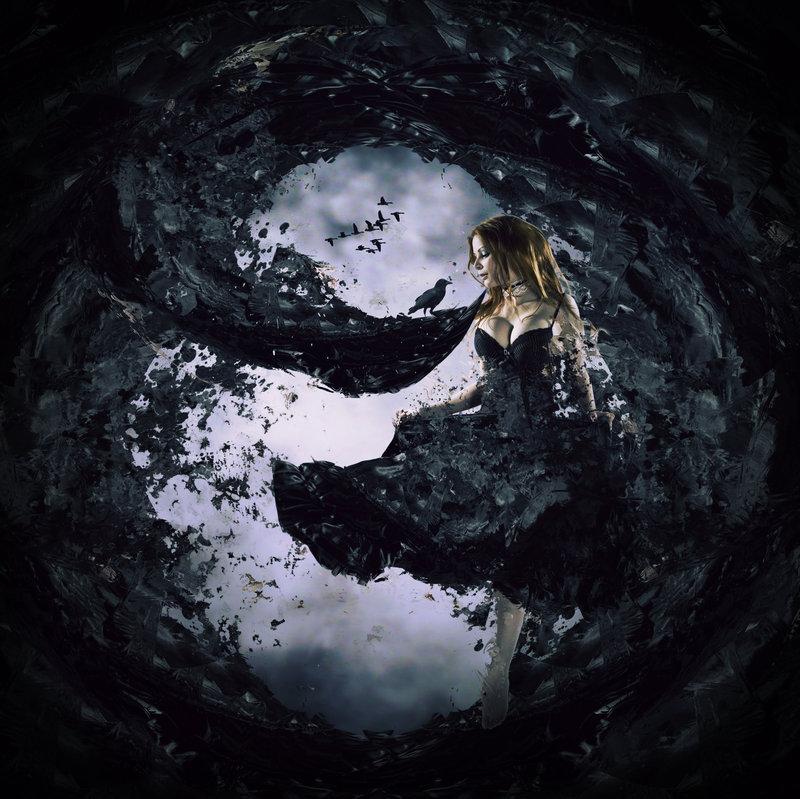 Obscur souffrance l vasion d un ange etrange for Dans un miroir obscur